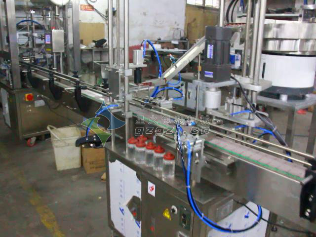 化工涂料灌装生产线