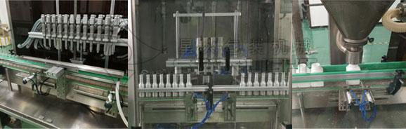 全自动灌装生产线